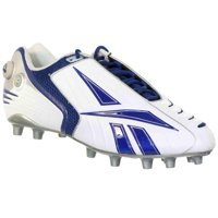 f148311a35b Product Image REEBOK PRO PUMP BURNERSPD LOW M2 MENS FOOTBALL CLEATS WHITE  DARK ROYAL 12.5