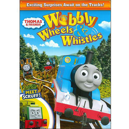 Thomas & Friends: Wobbly Wheels And Whistles (Full Frame)
