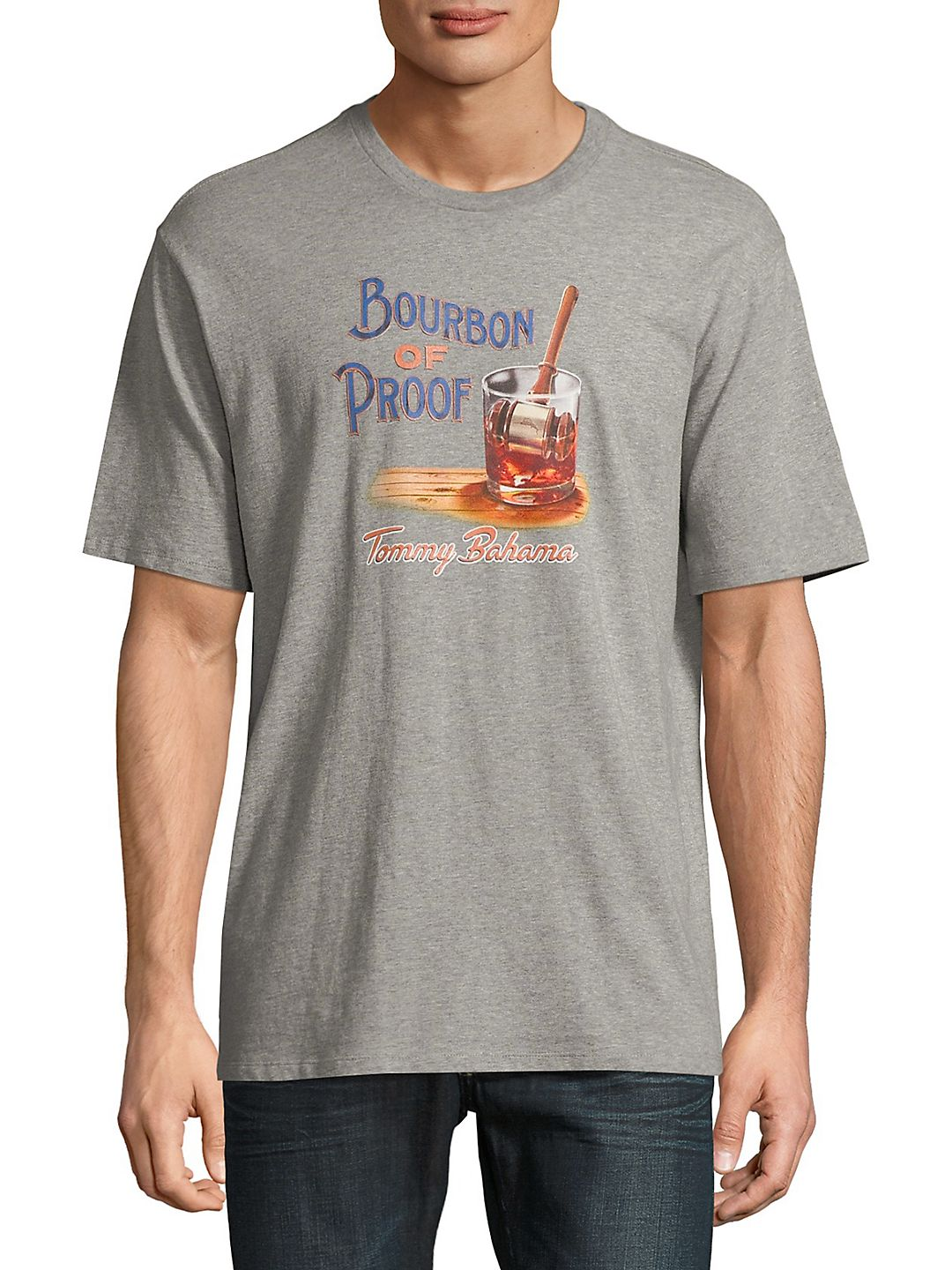 Bourbon of Proof Cotton Tee