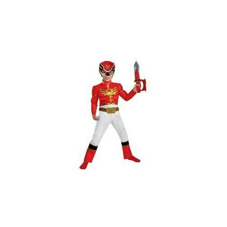 Power Rangers Megaforce Red Ranger Muscle Toddler Costume