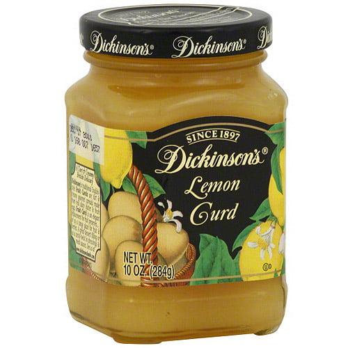 Dickinson's Lemon Curd, 10 oz (Pack of 6)
