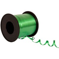 Curling Ribbon, Emerald Green, 500 yd, 1ct