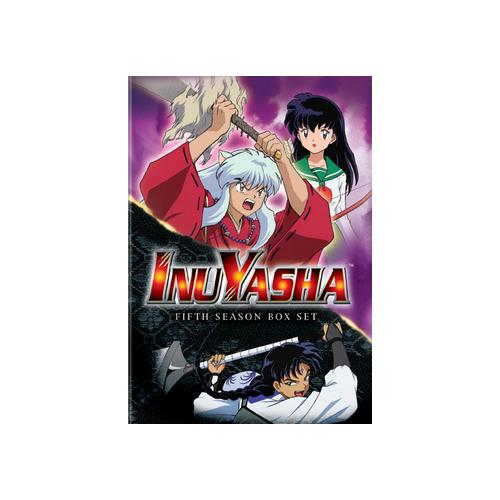 InuYasha: Fifth Season Set (Episodes 100-126) (Full Frame)