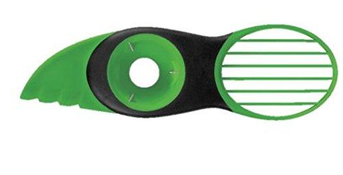 3�in 1 Avocado Slicer green by