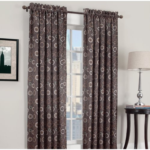 Sun Zero Emmett Energy Efficient Curtain Panel by S. Lichtenberg & Co.