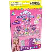 Sticky Mosaics Singles Heart Tiara