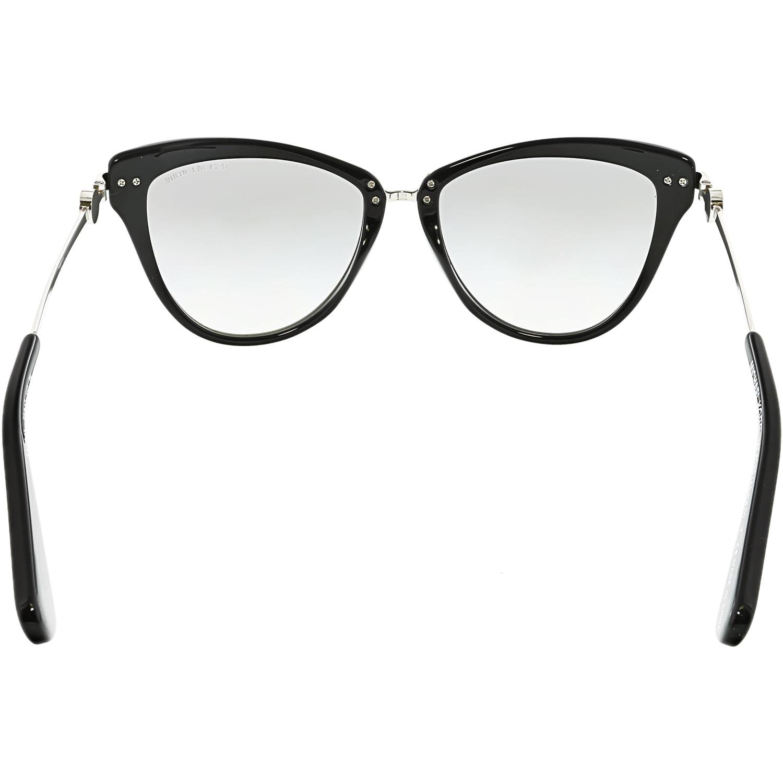 8a346622950 Michael Kors - Michael Kors Women s Abela Ii MK6039-312911-56 Black Cat Eye  Sunglasses - Walmart.com