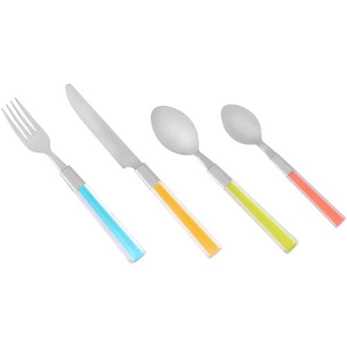 Multi Colored Kitchen Utensils
