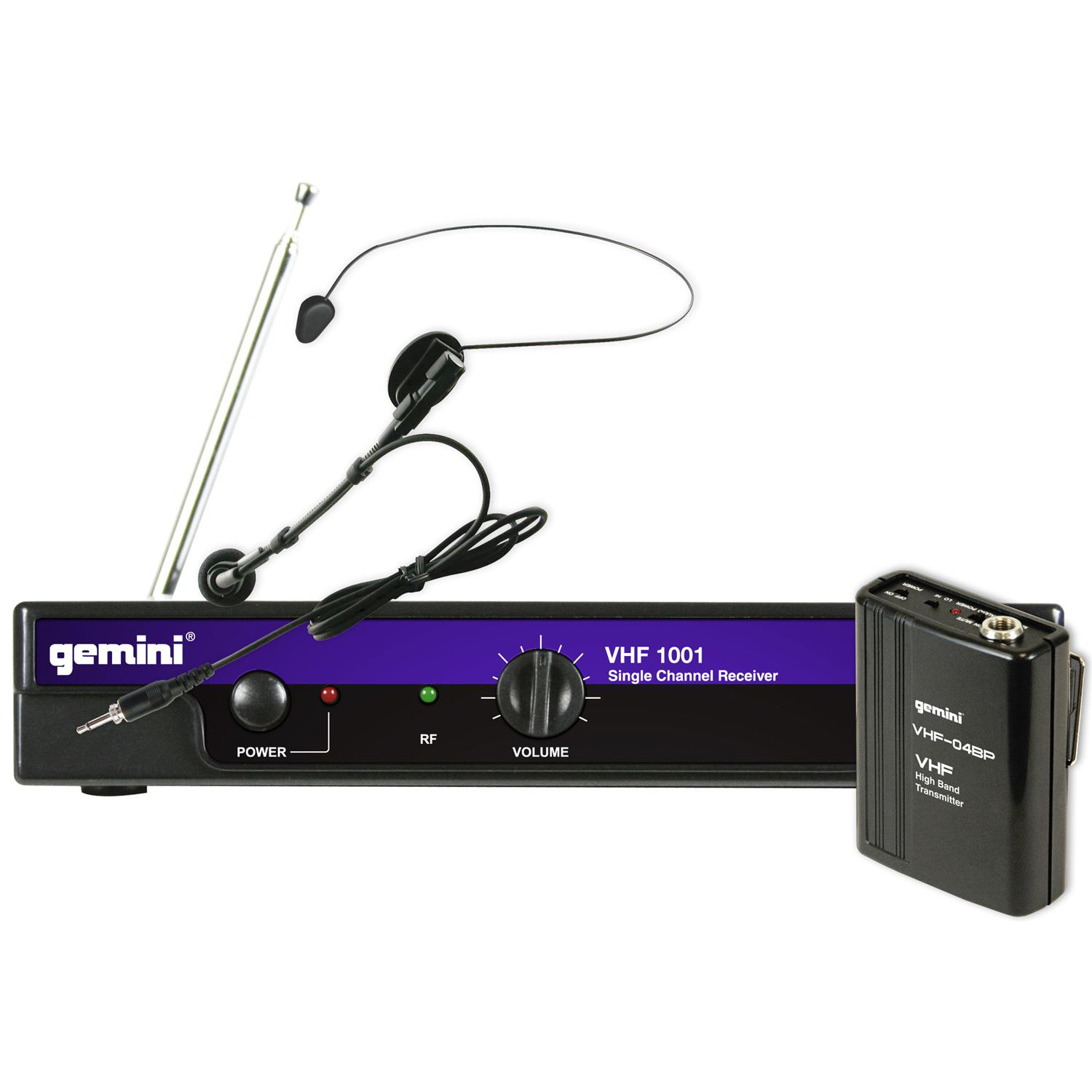 Upc 747705205650 Gemini Dj Vhf 1001hl C4 Wireless