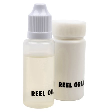 OIL & GREASE KIT (Best Fishing Reel Oil And Grease)