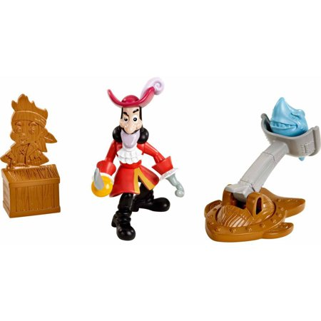 Jake And The Pirates Jake N Pirates Figure-hook (Jake And Pirates)