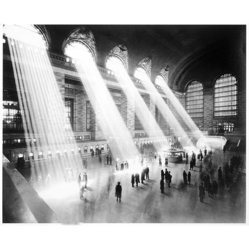 Selections by Chaumont ''NYC Grand Central Station Retro'' Photographic Print
