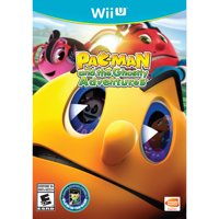 Pac-Man & The Ghostly Adventures, Bandai Namco, Nintendo Wii U, 722674810043
