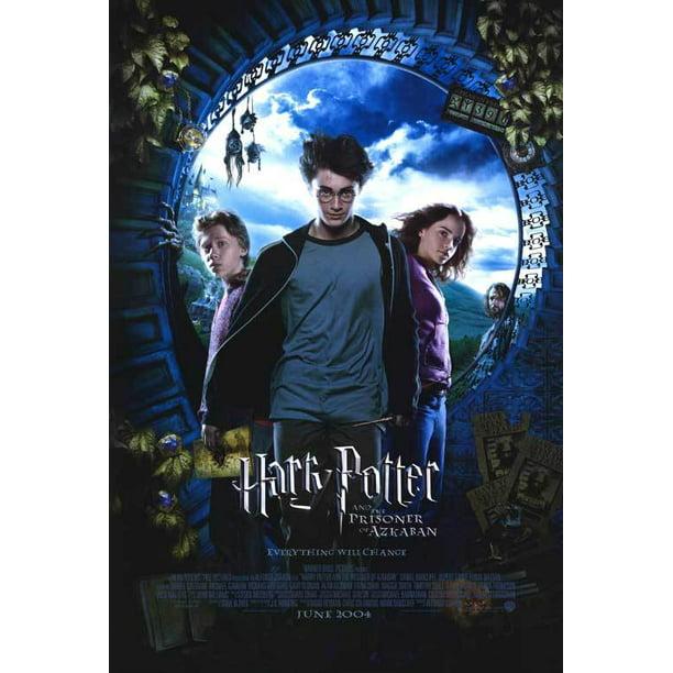 Harry Potter And The Prisoner Of Azkaban 2004 27x40 Movie Poster Walmart Com Walmart Com