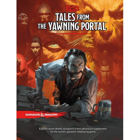 Dungeons & Dragons: Tales from the Yawning Portal (Hardcover) for $<!---->