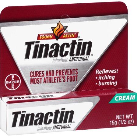 Tinactin Pied d'athlète crème antifongique, .5 oz