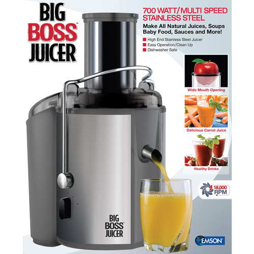 As Seen on TV Big Boss Juicer