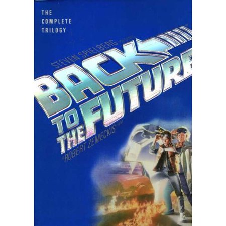 Back To The Future: The Complete Trilogy (Full Frame) - Back To The Future Scientist