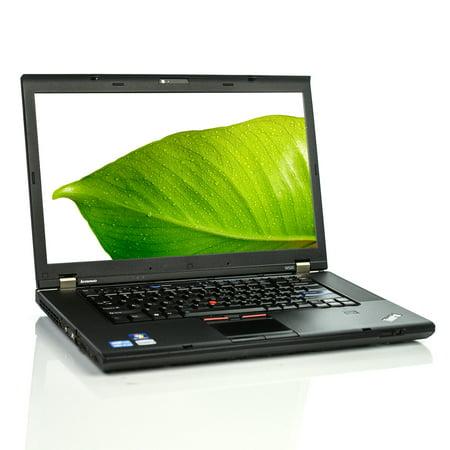 Refurbished Lenovo ThinkPad W520 Laptop  i7 Quad-Core 8GB 500GB Win 10 Pro 1 Yr Wty B v.WAB - Lenovo Thinkpad W520 System