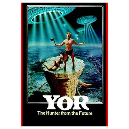 Yor, The Hunter from the Future (1983)