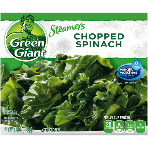 Green Giant Vegetable Spinach, 9 oz