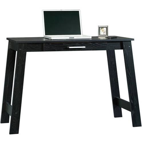 Office Desk Walmart Throughout Mainstays Writing Table Ebony Ash Walmart Com Rh Small Corner Computer Desk Small Desk Walmart Get Home Inteiror House Design Inspiration