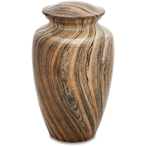 Urnsdirect2U Weathered Woody Adult Cremation Urn