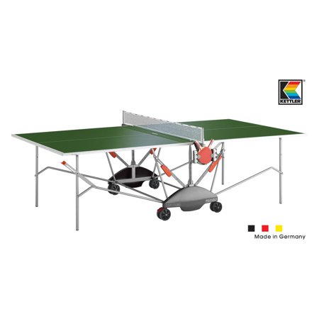 Kettler 5.0 Outdoor Green Table Tennis Table