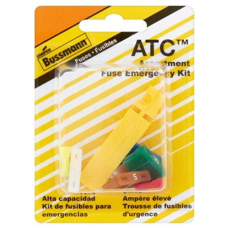 Cooper Bussman Act Assortment Fuse Emergency Kit