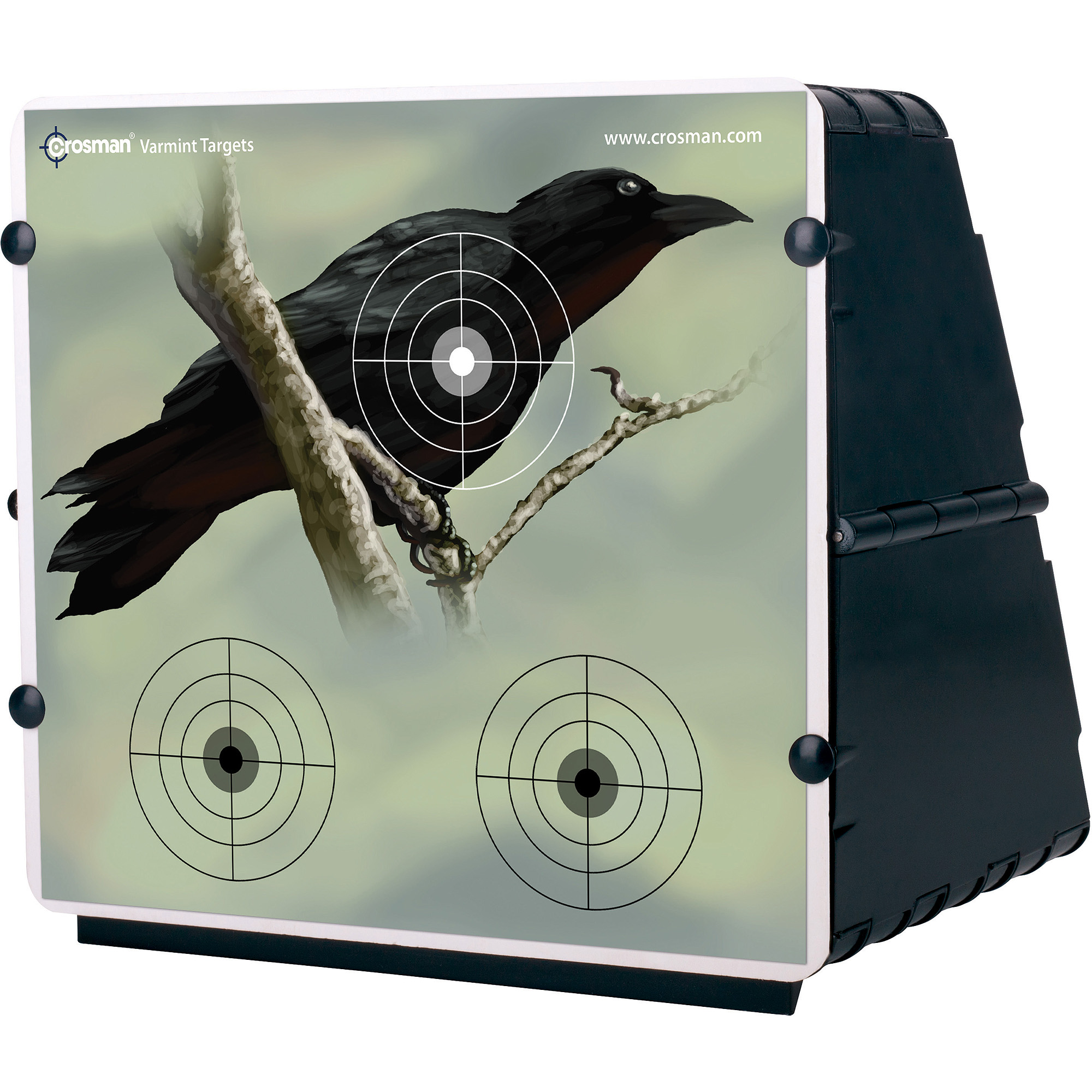 Crosman Indoor/Outdoor Air Rifle Shooting Target Trap