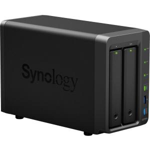 Click here to buy Synology Storage DS716+II Network Attached Storage DiskStation Celeron N3160 2GB DDR3 2x2.5inch 3.5inch SATA Retail by Synology.