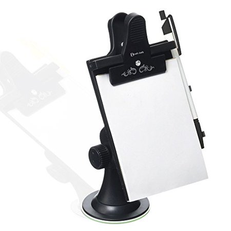 Mounting Clip (Zento Deals Car Note Pad / Memo Pad / Clip Board (Universal Suction, Flexible Neck Mount) )