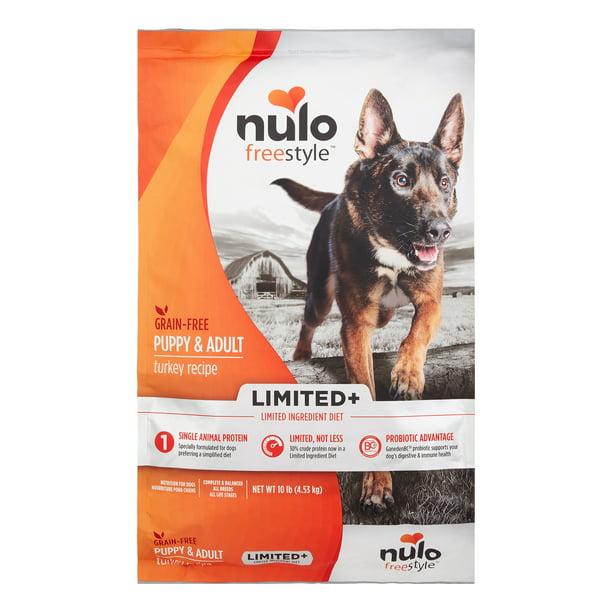 Nulo FreeStyle Grain-Free Limited Ingredient Diet Turkey ...