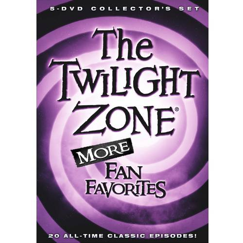 The Twilight Zone: More Fan Favorites by IMAGE ENTERTAINMENT INC