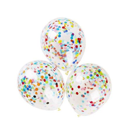 CLEARANCE! 12inch Latex Sequins Party Balloons Wedding Birthday Events Decoration SPHP - Luau Party Supplies Clearance