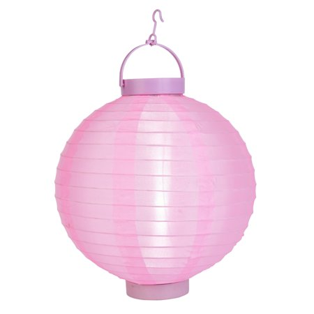 Battery Operated Nylon Lanterns 117