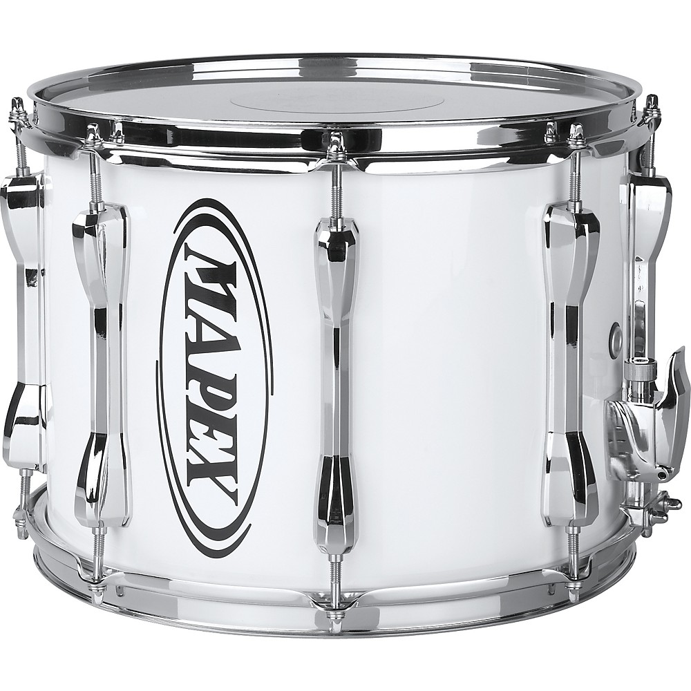 "Mapex Qualifier Snare 13"" x 10"" Snow White 13 x 10 in."