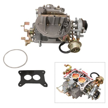 302 Mustang Engine - BEAMNOVA Carburetor Carb for Ford F100 F250 F350 MUSTANG 2100 2 BARREL Engine 289 302 351 (Automatic Choke)