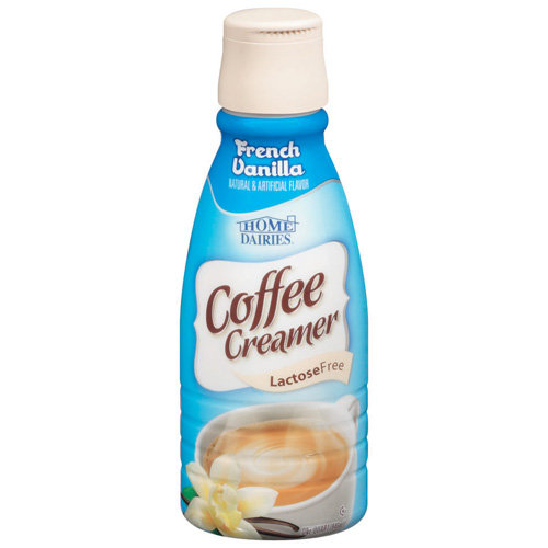 Home Dairies French Vanilla Lactose Free Coffee Creamer, 1 qt