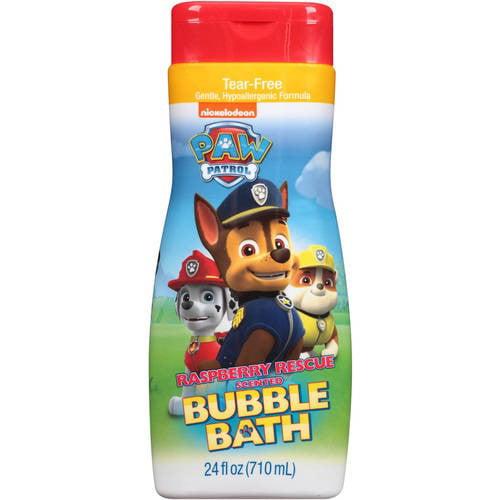 Paw Patrol Rasbery Rescue Bubble Bath, 24 oz