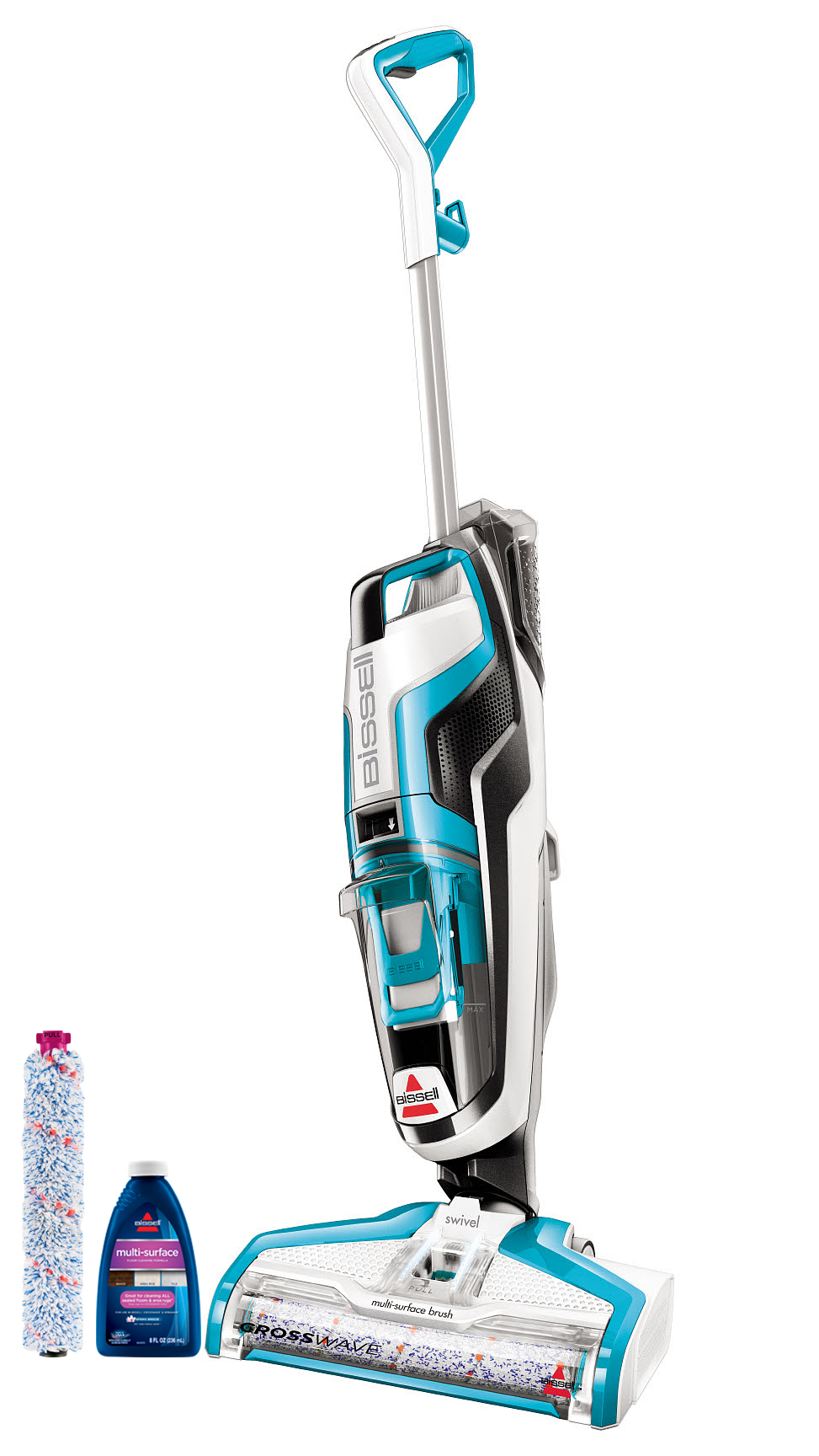 Bissell CrossWave All-in-One Multi-Surface Wet Dry Vac, 1785W by Bissell
