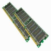 PNY Optima 2GB (2 x 1GB) 184-Pin DDR SDRAM DDR 400 (PC 3200) Desktop Memory
