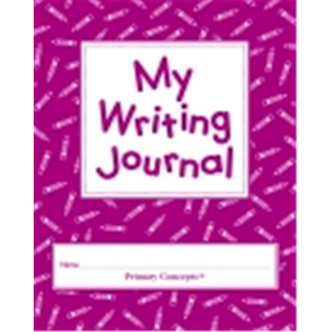 Primary Concepts Book - My Writing Journal