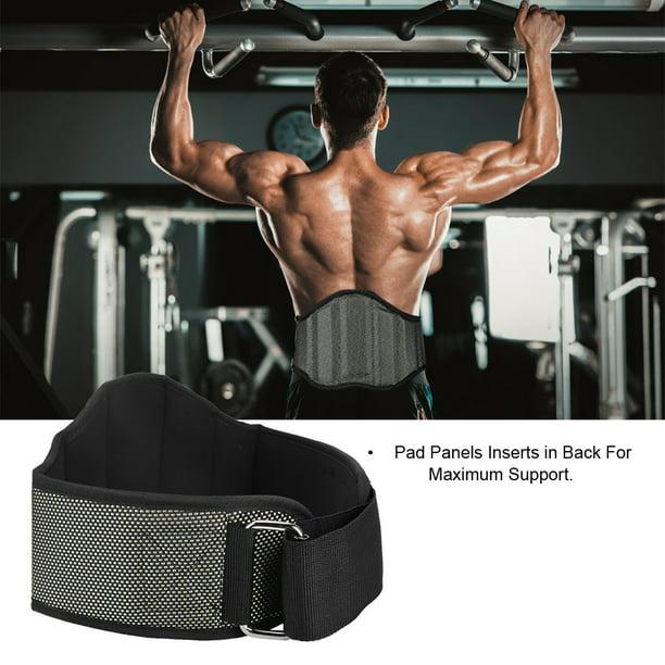 OTVIAP ceinture d'haltérophilie Gym soutien du dos entraînement de puissance douleur lombaire inférieure large, ceinture d'entraînement, ceinture d'haltérophilie