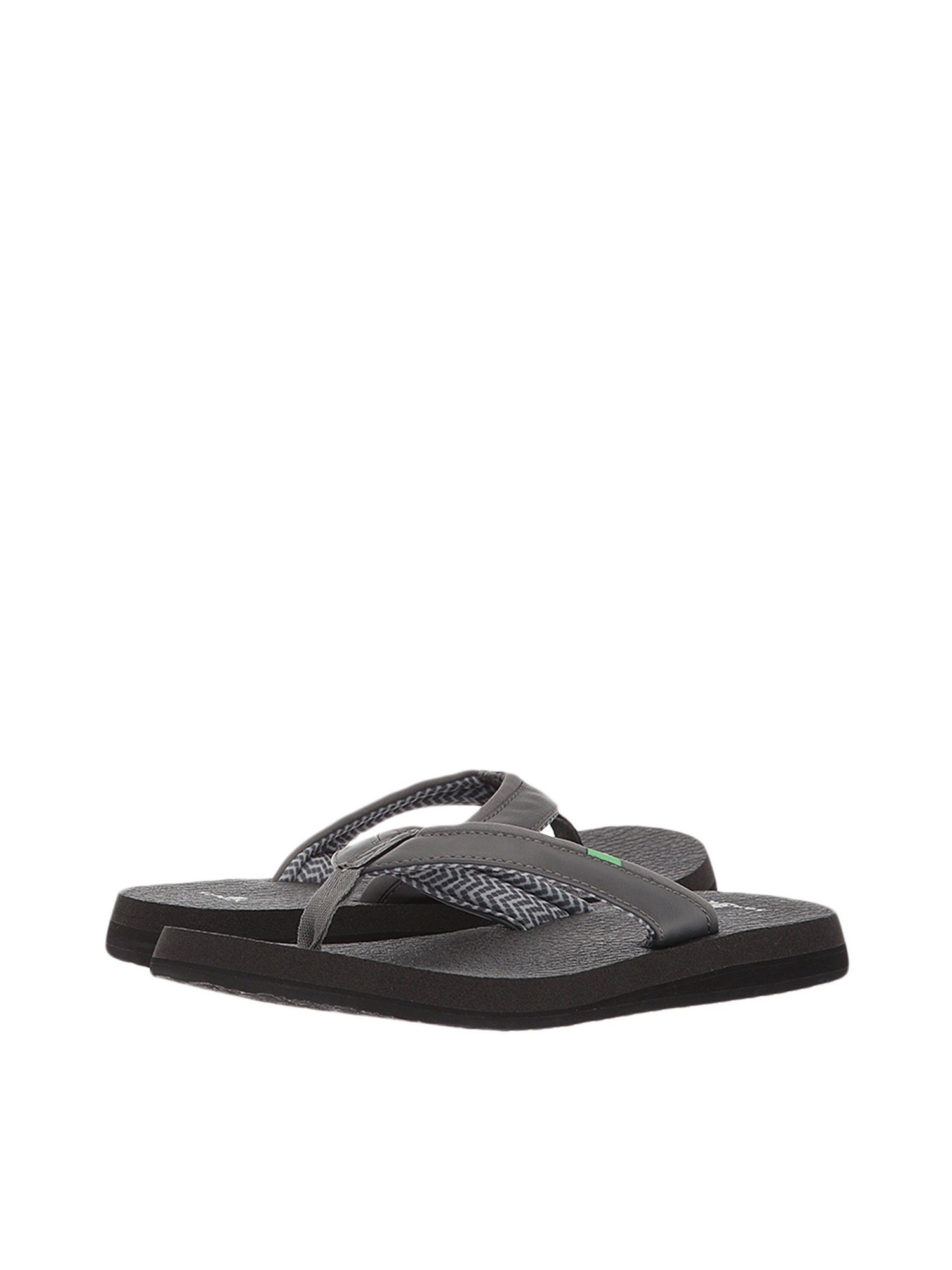 Sanuk Yoga Mat 2 White Women/'s Casual Flip Flop Sandals 1091169