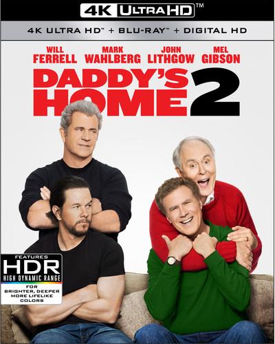 Daddy's Home 2 (4K Ultra HD + Blu-ray + Digital)