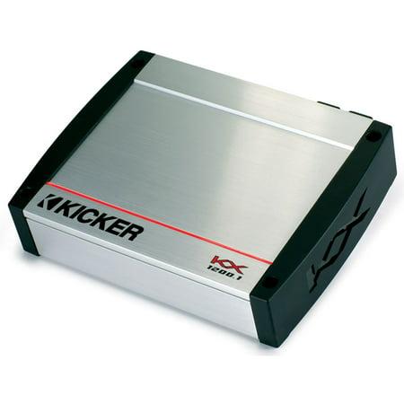 Kicker kx12001 car audio class d mono amp 1200w bass sub kicker kx12001 car audio class d mono amp 1200w bass sub amplifier closeout sciox Image collections