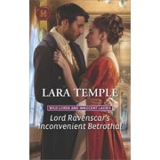 Lord Ravenscar's Inconvenient Betrothal - eBook