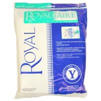 Royal Upright Vacuum Type Y Filter Bags 7 Pk Part # Ar10140, 43655127