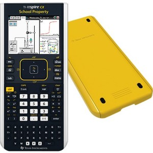 Texas Instruments TI-Nspire CX Handheld Graphing Calculator by Texas Instruments